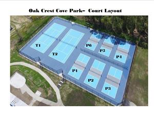 Court layout picture